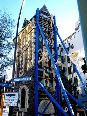 Let's pimp the scaffold