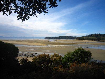 Abel Tasman trek