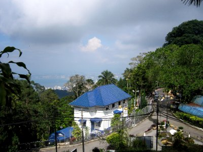 Police station on top of Penang Hill
