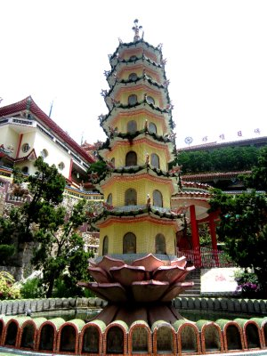 Kek Lok Si Temple or 'Temple of Supreme Bliss'