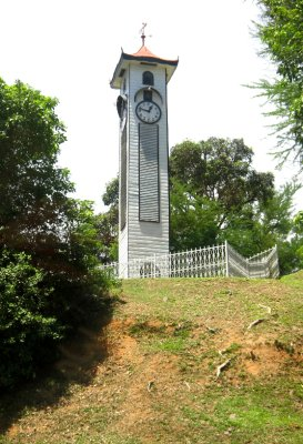 Atkinson Clock Tower, KK