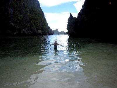Happy to be near the hidden lagoon!