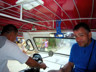 Trike joyride 20 pesos