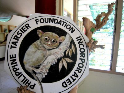 Tarsier conservation centre