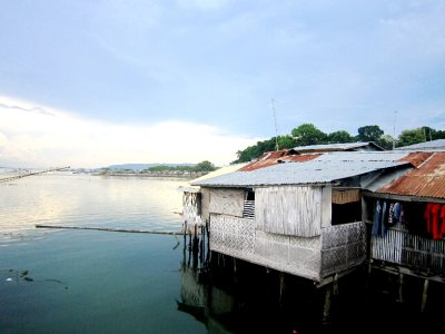 Stilted houses, Tagbiliran