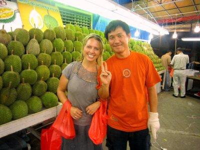 Durian anyone?