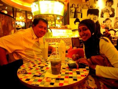 Hadi and Layla