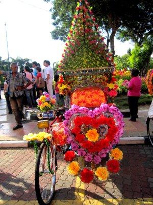 Trike, malacca style