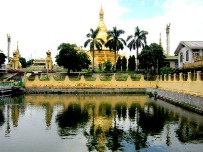 Temple near to Shwedagon Paya
