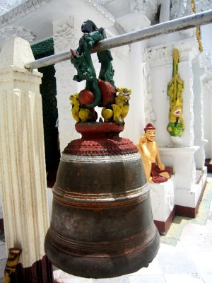 Shwedagon Paya Magic