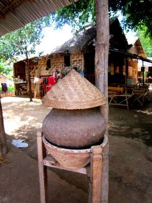 Intha tribe village