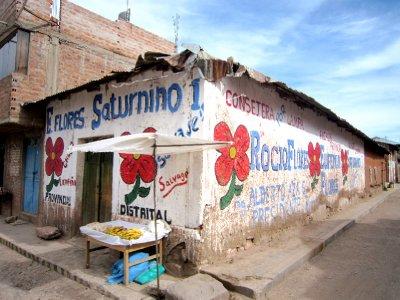 Pukara village, Peru