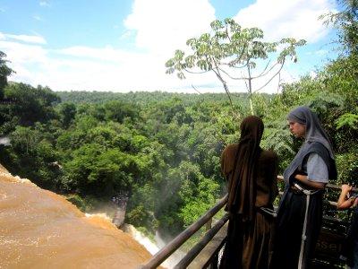 random! Iguazu falls, Argentinian side