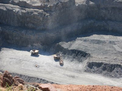 Superpit goldmine, how awesome..trucks look like toys