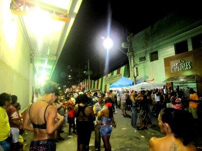 The samba party aftermath