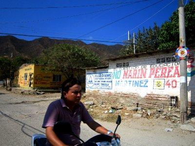 Taganga streets