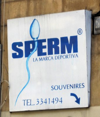 WTF souvenir shop of the day, Bogota