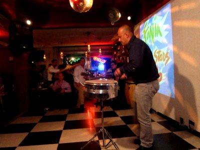 Salsa club, Bogota