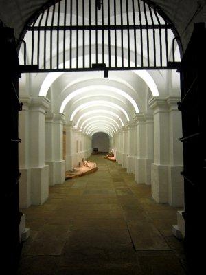 Panoptico prison, houses the National Museum, Bogota