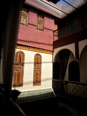 Riad in Marrakesh