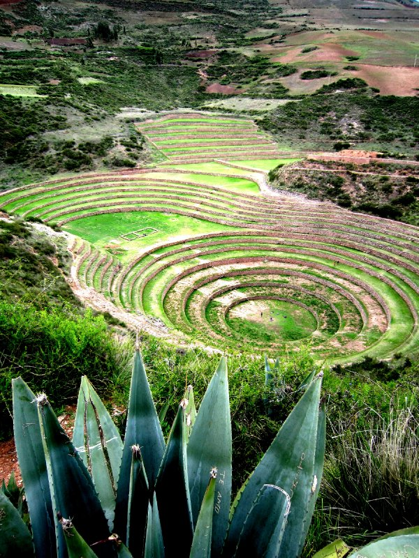 Moray Incan agricultural 'laboratory'
