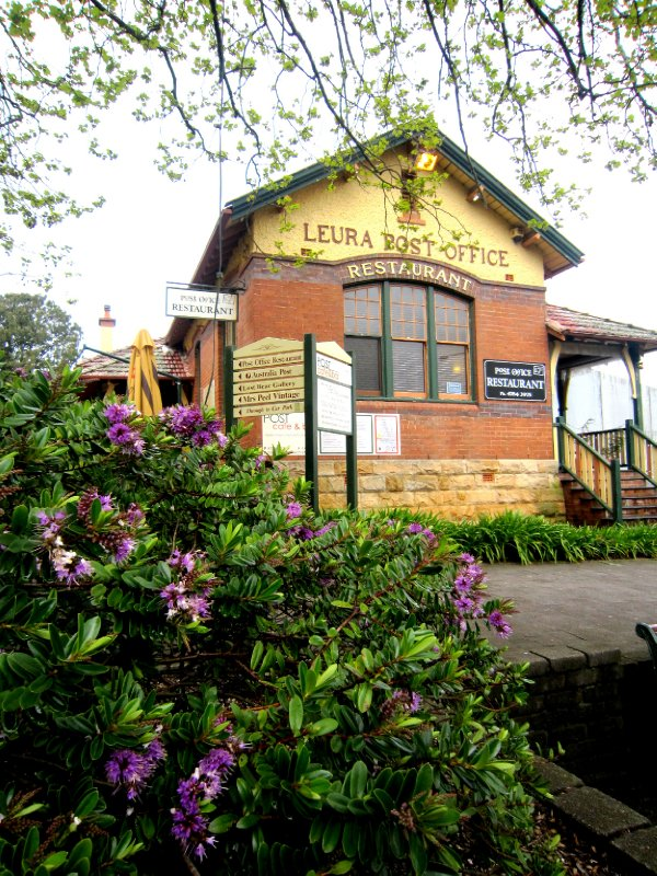Leura, Blue mountains