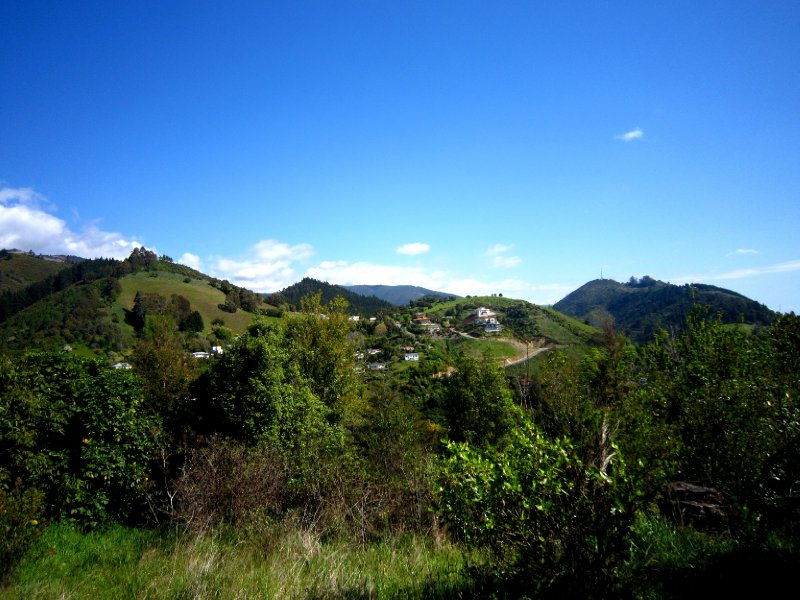 View from The centre of New Zealand