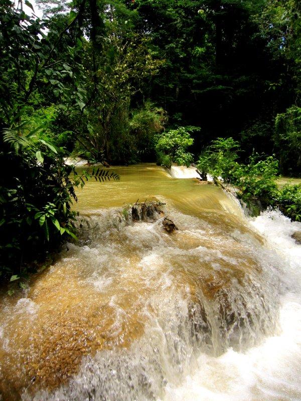 Kouang Si waterfalls 9