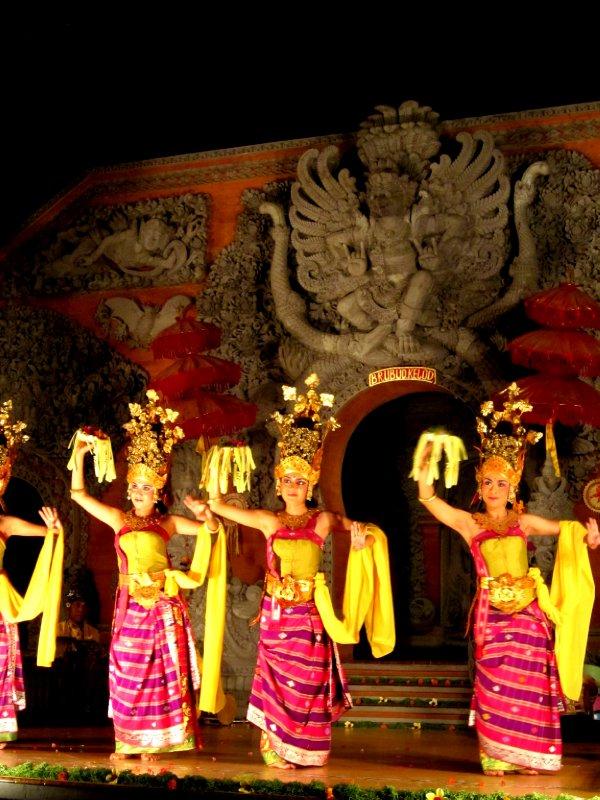 Balinese traditional dance