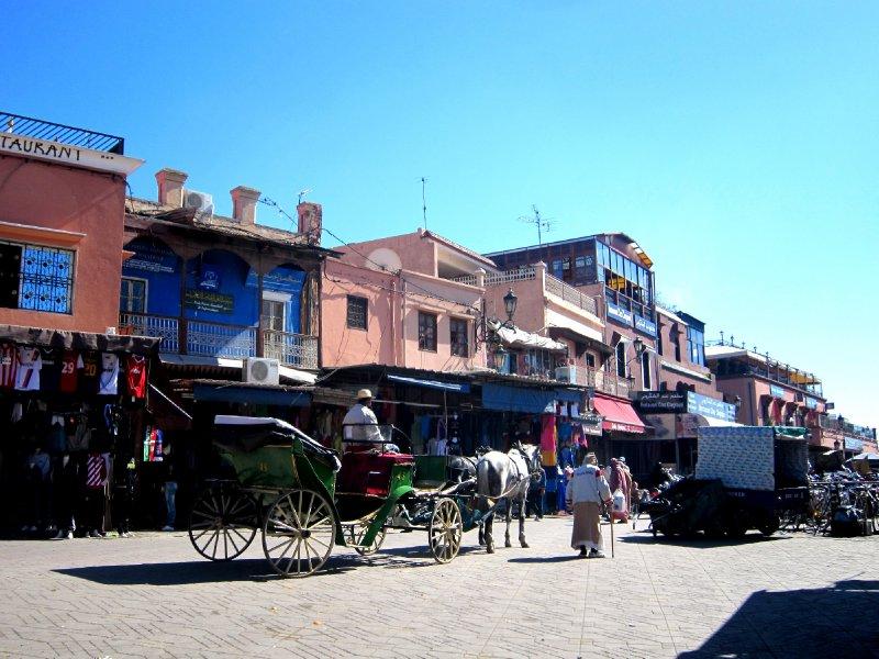 Djamaa El Fna Square, Marrakesh