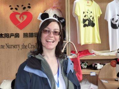 Rosie's Panda Ears