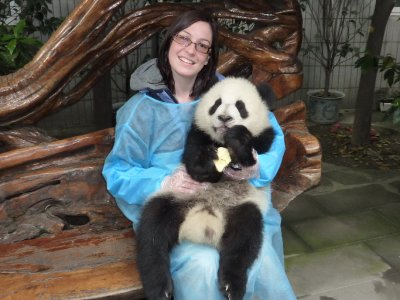 Posie and the Panda