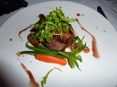 Tenderloin steak (yum yum)