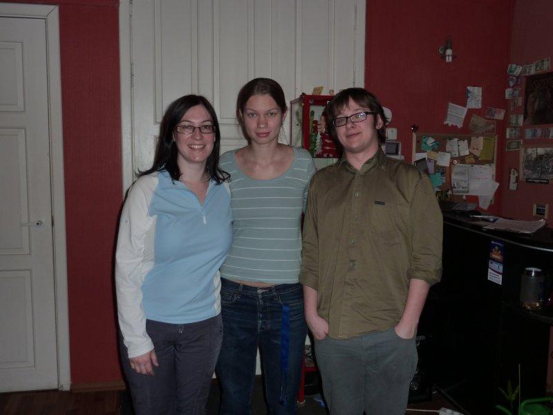 The Soul Kitchen Staff