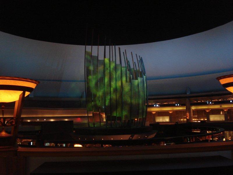 MGM Grand center piece