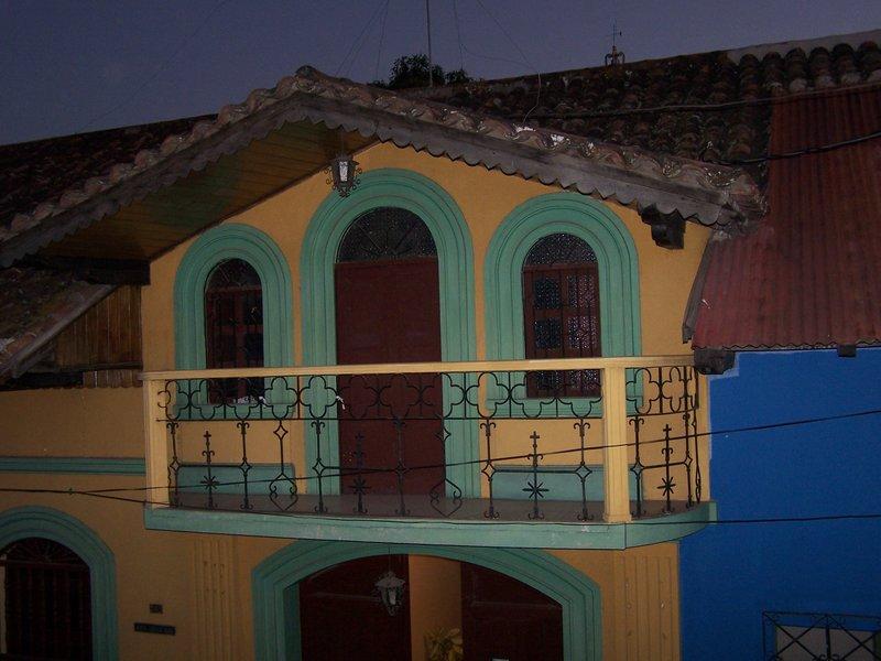 evening in Granada