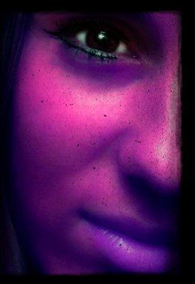 Melinda Bodor in Pink