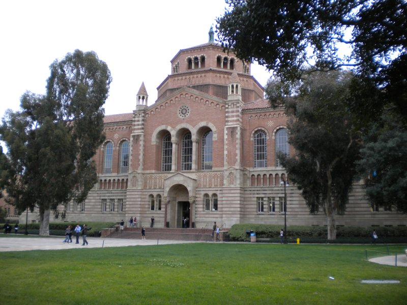 The Powell Library, University of California Los Angeles