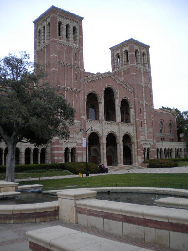Royce Hall, University of California Los Angeles