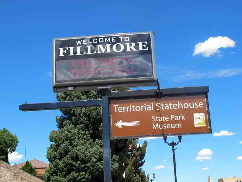 Fillmore UT