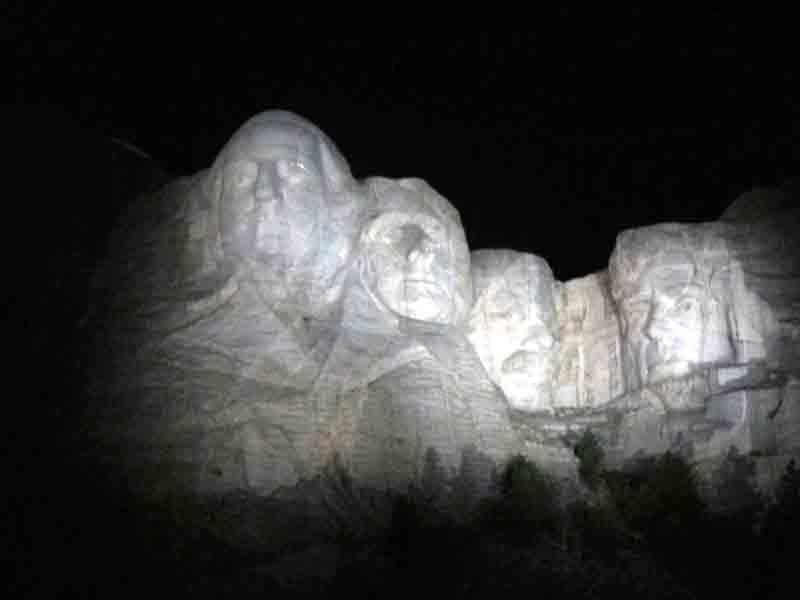 Mt. Rushmore NM