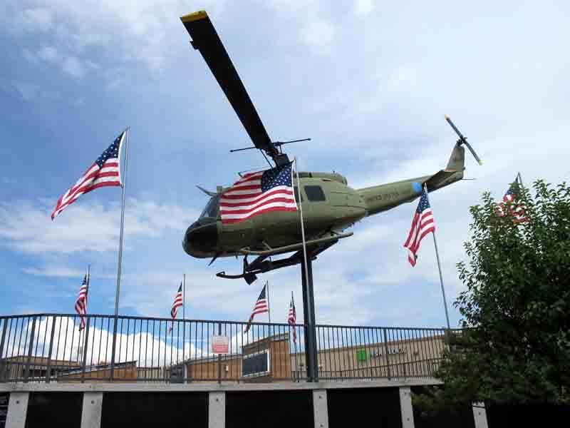 Vietnam Veterans Memorial Park