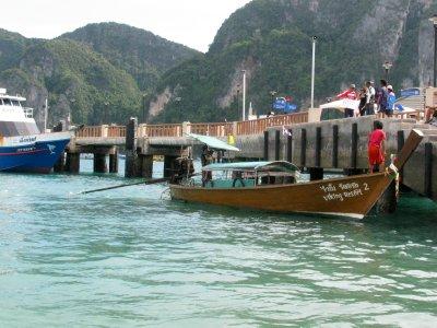 Koh Phi Phi Boat Docks