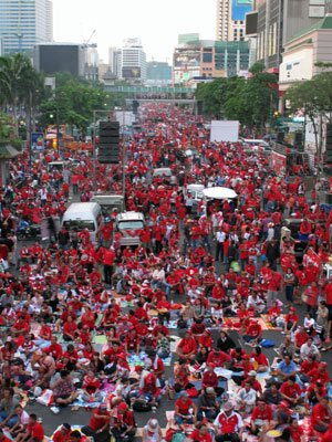 Red-shirts