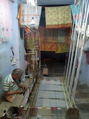 Bundi-hand-loom-saris
