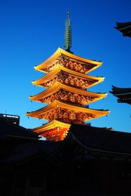 Sensōji Tempel