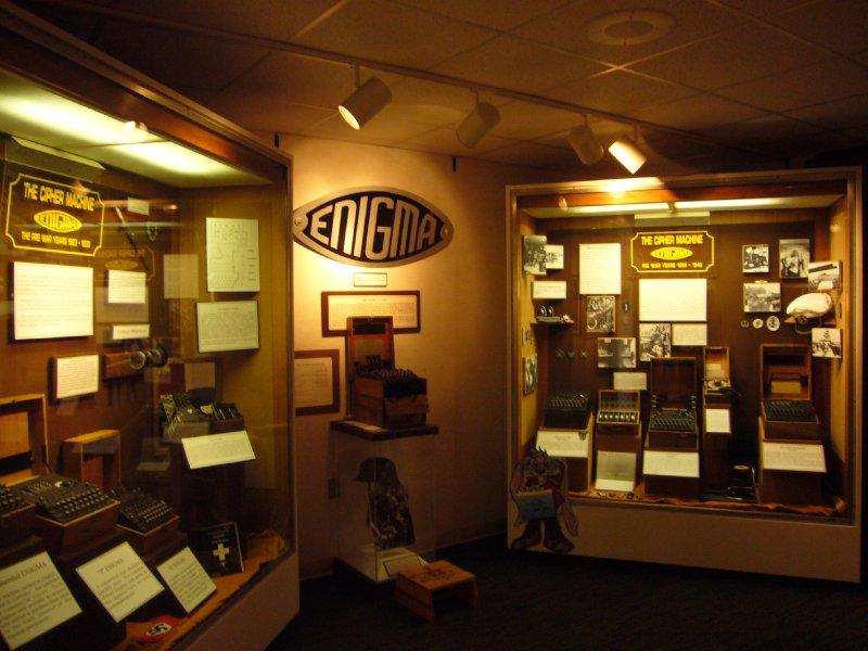 #3 National Cryptologic Museum
