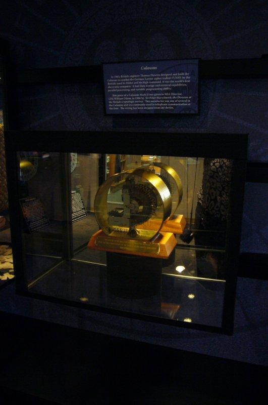#6 National Cryptologic Museum
