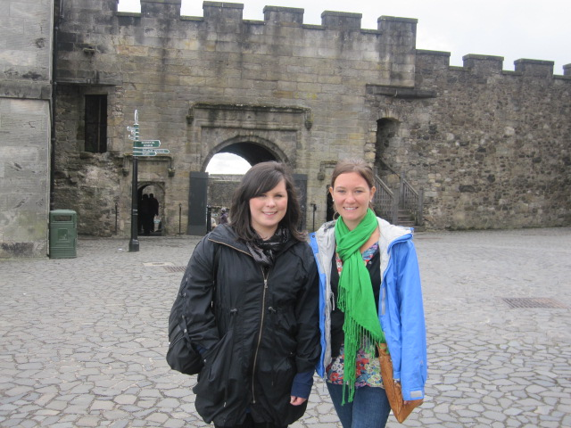 Sterling Castle: Emma and Pris