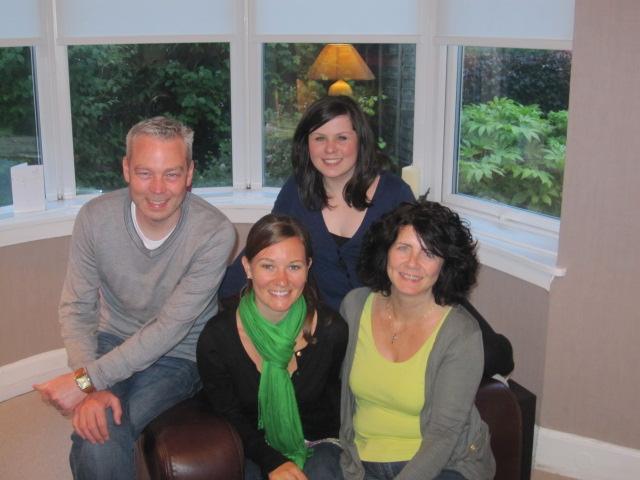 wonderful host family
